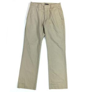 Gap Straight Fit Khaki Pants Size 31x31